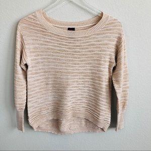 2b Bebe Women's Pullover Knit Top